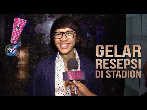 Geng Tempe Benarkan Maia Estianty Gelar Resepsi di Stadion GBK Jakarta - Cumicam 08 November 2018 Mp3