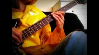 Devo - Satisfaction - bass cover