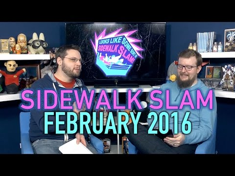 Sidewalk Slam 02 - February 2016