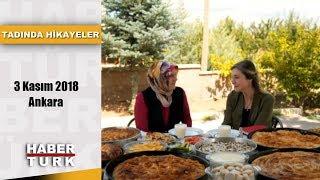Tadında Hikayeler - 3 Kasım 2018 (Ankara)