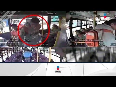 Asaltan camión en Los Reyes La Paz en Edomex   Noticias con Ciro Gómez Leyva