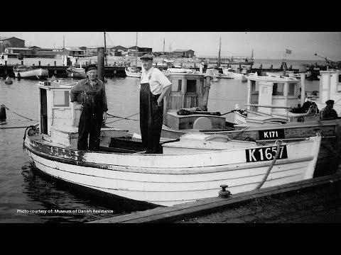 Viking Oceans: Danish Heroes  Helping the Jews Flee Nazi Rule