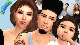 CREATING THE ACE FAMILY IN THE SIMS 4 GAME!!!! 💖