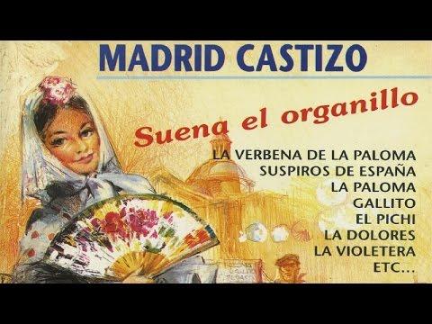 Varios - Madrid Castizo - Suena el Organillo