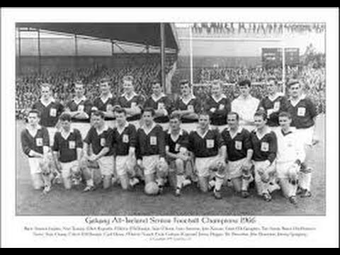 Galway GAA 3 in a row - 1964/1965/1966 - RTE Dream Teams