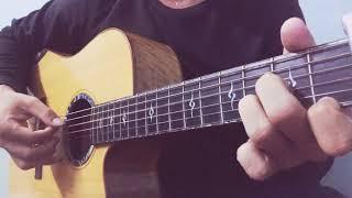 Con đường hạnh phúc - Thuỳ Chi Guitar Cover