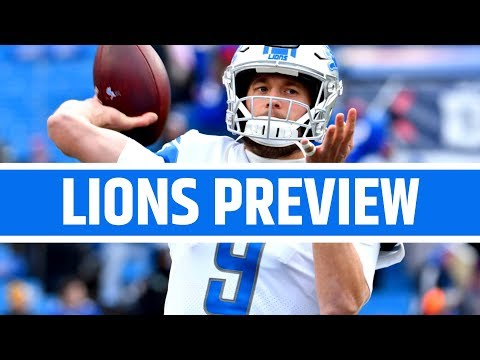 Detroit Lions 2019 Preview and Record Prediction