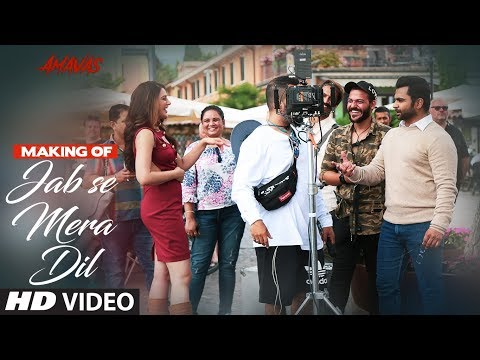 Making Of Jab Se Mera Dil Video Song | AMAVAS | Sachiin J Joshi & Nargis Fakhri