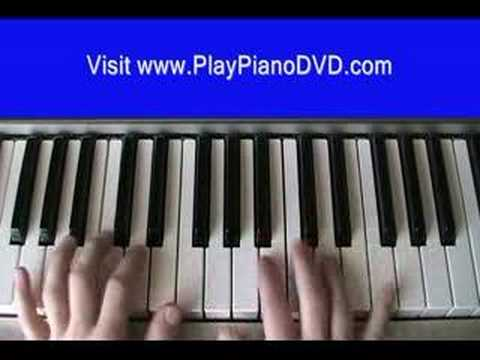 How To Play Come With Me By Sammie On The Piano Youtube