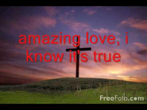 Amazing Love-Chris Rice(with Lyrics)