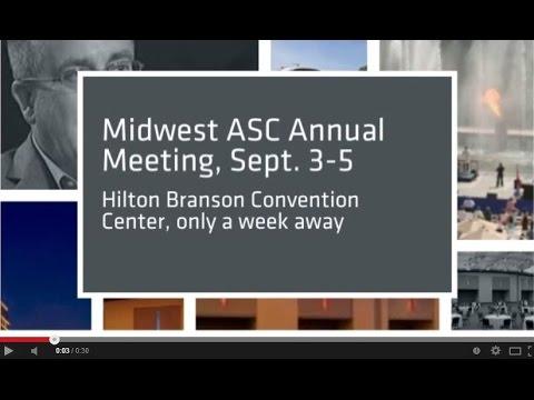 2014 Midwest Ambulatory Surgery Center Conference: Branson, Missouri (Sept 3-5)