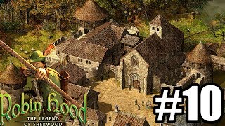 CZY SIR RANULPH NAM POMOŻE? - Let's Play Robin Hood Legenda Sherwood #10