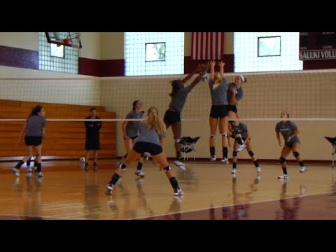 Saluki Volleyball Fall Camp 2015: Head Coach Justin Ingram Comments