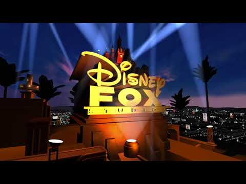 Disney/FOX Studios logo