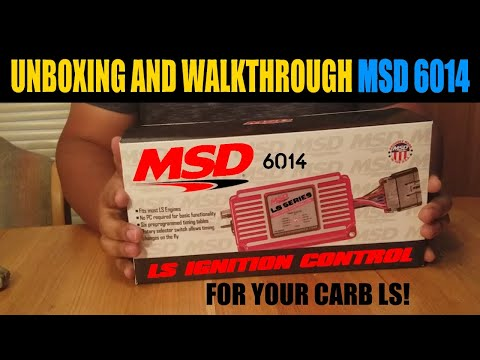 MSD 6014 LS Swap Ignition Controller For Your Carb LS| NW. Ep40
