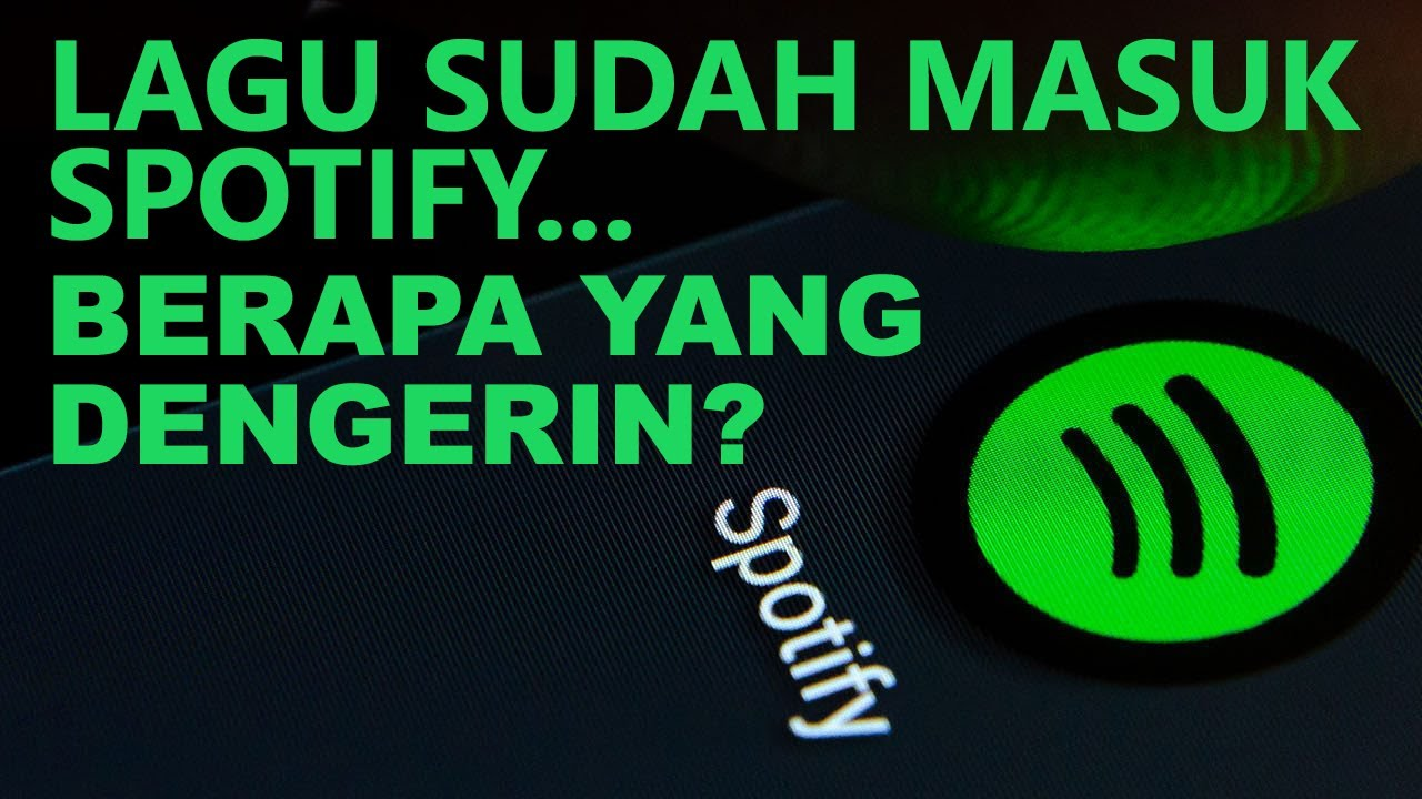 upload lagu ke joox spotify tiktok
