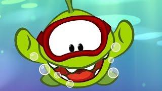 Om Nom Stories - Underwater Om Nom   Cartoons For Kids   Cartoons & Kids Songs   Moonbug TV