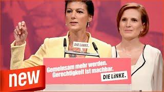 Linken-Politikerin Sahra Wagenknecht startet neue Bewegung