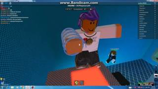 ROBLOX flood escape gameplay-for twitch