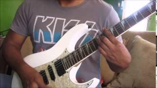 Sambomaster Seishun kyousoukyoku guitar