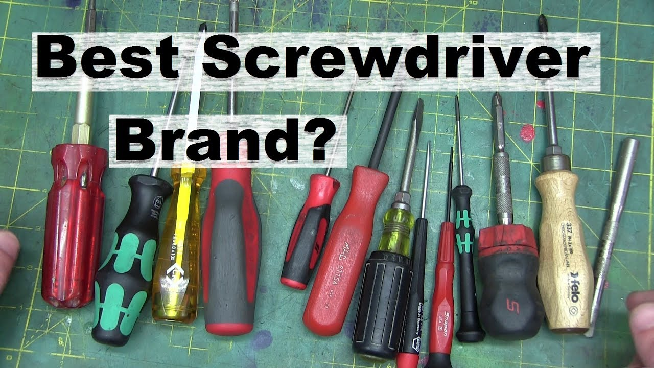 screwdrivers is best screwdrivers youtube. Black Bedroom Furniture Sets. Home Design Ideas