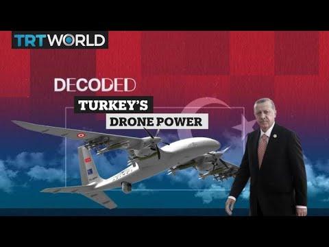 Decoded: Turkey`s Drone Power