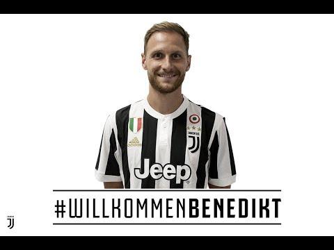 Benedikt Howedes - Welcome To Juventus - Benvenuto Alla Juventus