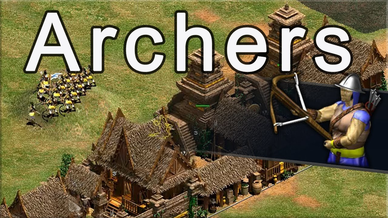 AoE2 Build Order | Archers!