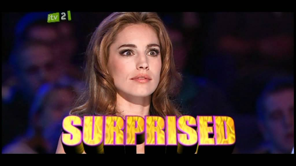 Kelly Brook Britains Got More Talent 16th May 2009 Youtube
