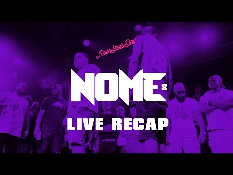 NOME8 BEHIND THE SCENES