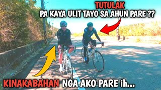KAUNA UNAHANG LONG RIDE NG MGA NEWBIE
