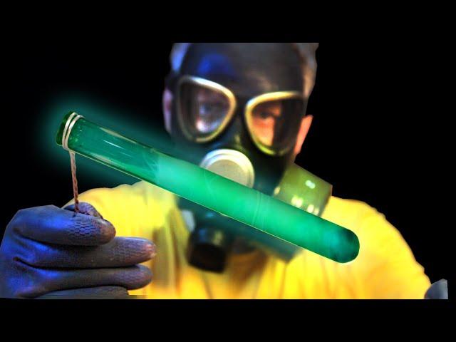 🔥 ХОЛОДНЫЙ ОГОНЬ. Хемилюминесценция. Эксперименты с фосфором.