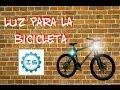 Luces reflectivas para la bicicleta-Review Icstation/Ideatronic