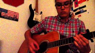 Patrick Watson - Lighthouse guitar cover [Camille Ethier]