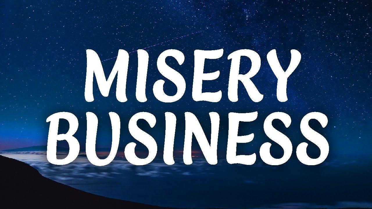 Paramore - Misery Business Lyrics (Grover Braam Remix ... Paramore Misery Business Lyrics