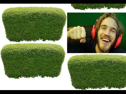 Razor rocks Part 1. PEWDIEFUL HEDGES!
