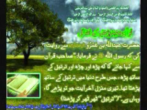 QURAAN KI FAZEELATH BY MAULANA ABU TALIB RAHMANI