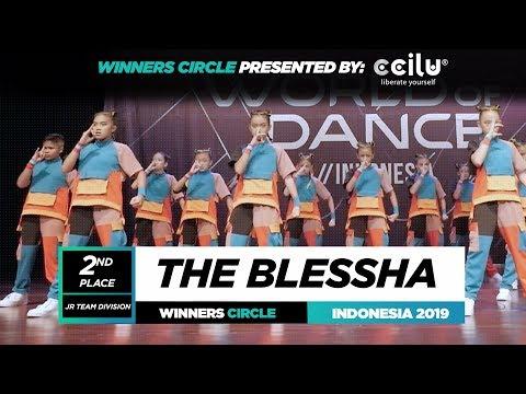 The Blessha  2nd Place Jr  Winners Circle  World of Dance Indonesia Qualifier 2019  WODIDN19
