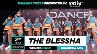 The Blessha | 2nd Place Jr | Winners Circle | World of Dance Indonesia Qualifier 2019 | #WODIDN19