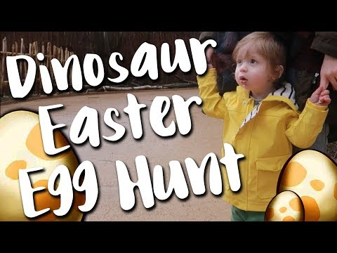 Alternative Easter Egg Hunt | NomadiDaddy