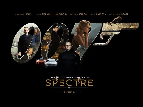Spectre (2015) Movie Review (and Some Ranting)