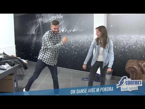 On danse avec M Pokora !