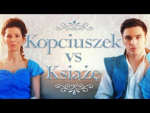 Wielkie Konflikty - odc. 23 'Kopciuszek vs Książę'