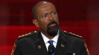 Sheriff Clarke: Trump is the steadfast leader America needs