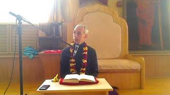 Шримад Бхагаватам 3.26.31 - Дамодара Пандит прабху