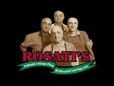Rosati's Pizza Pub Yorkville IL