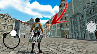 Top 10 Attack on Titan Games for  Android