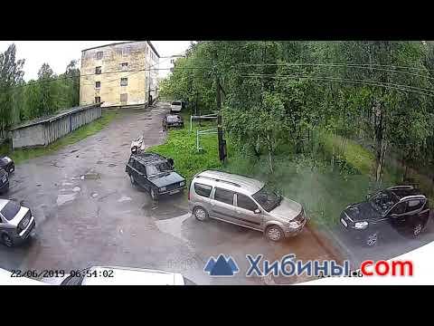 Попытка угона в Оленегорске