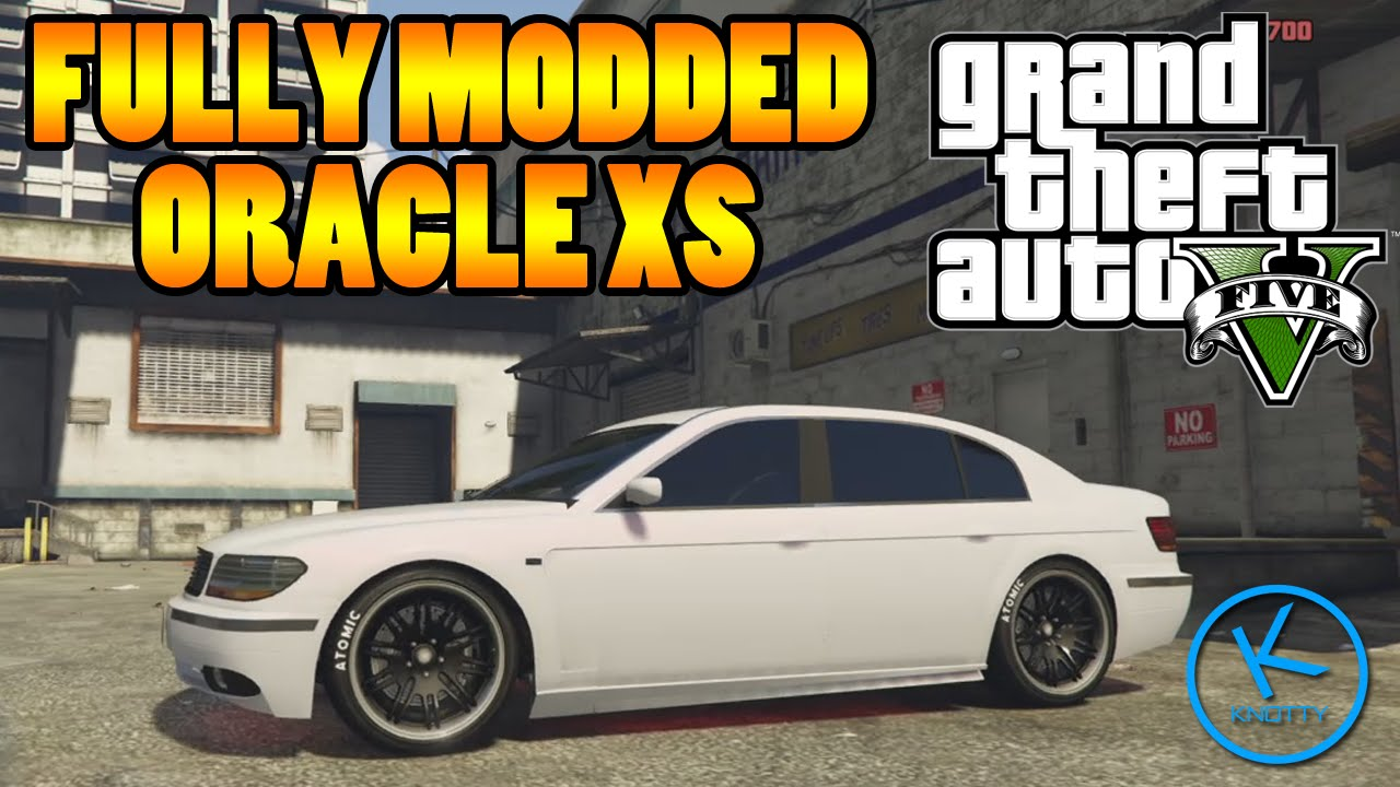 GTA 5 Fully Modified  UBERMACHT ORACLE XS - YouTube