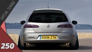 Virtual Tuning Alfa Romeo 159 Sportwagon 250
